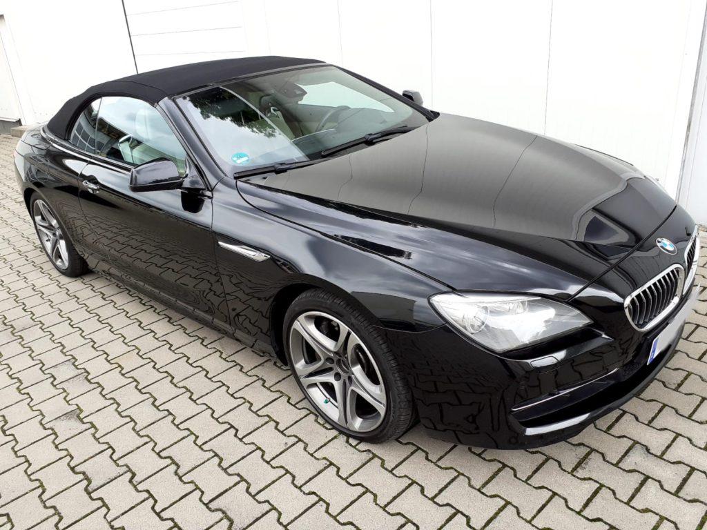 BMW Autoaufbereitung