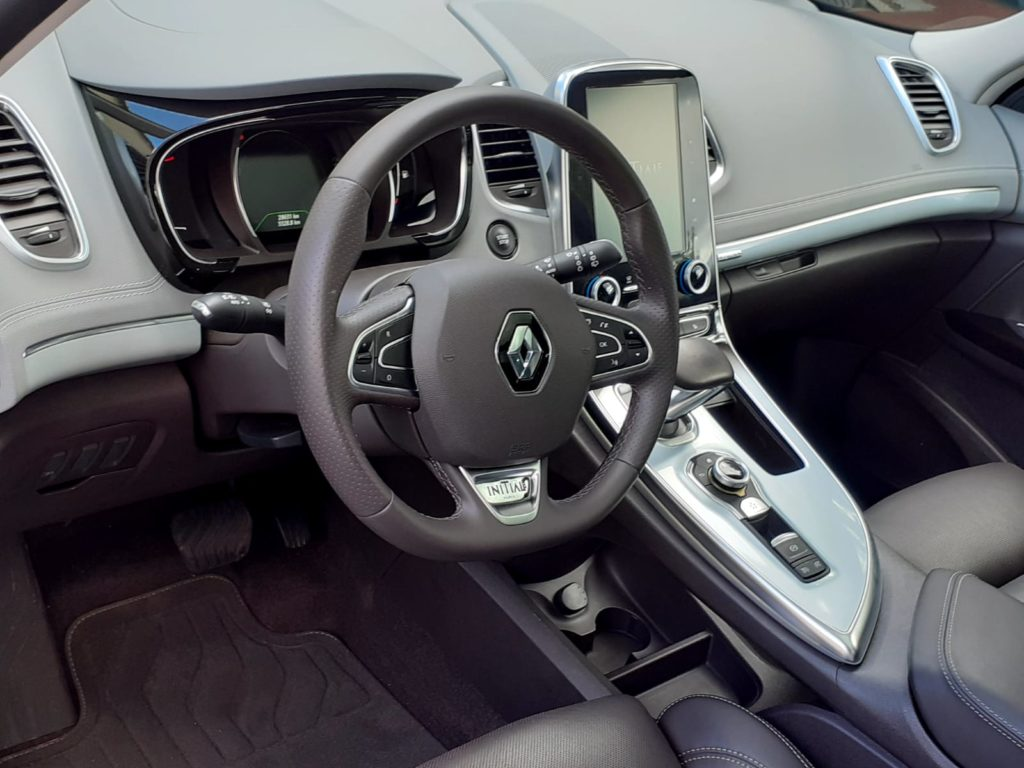 Renault Innenraum